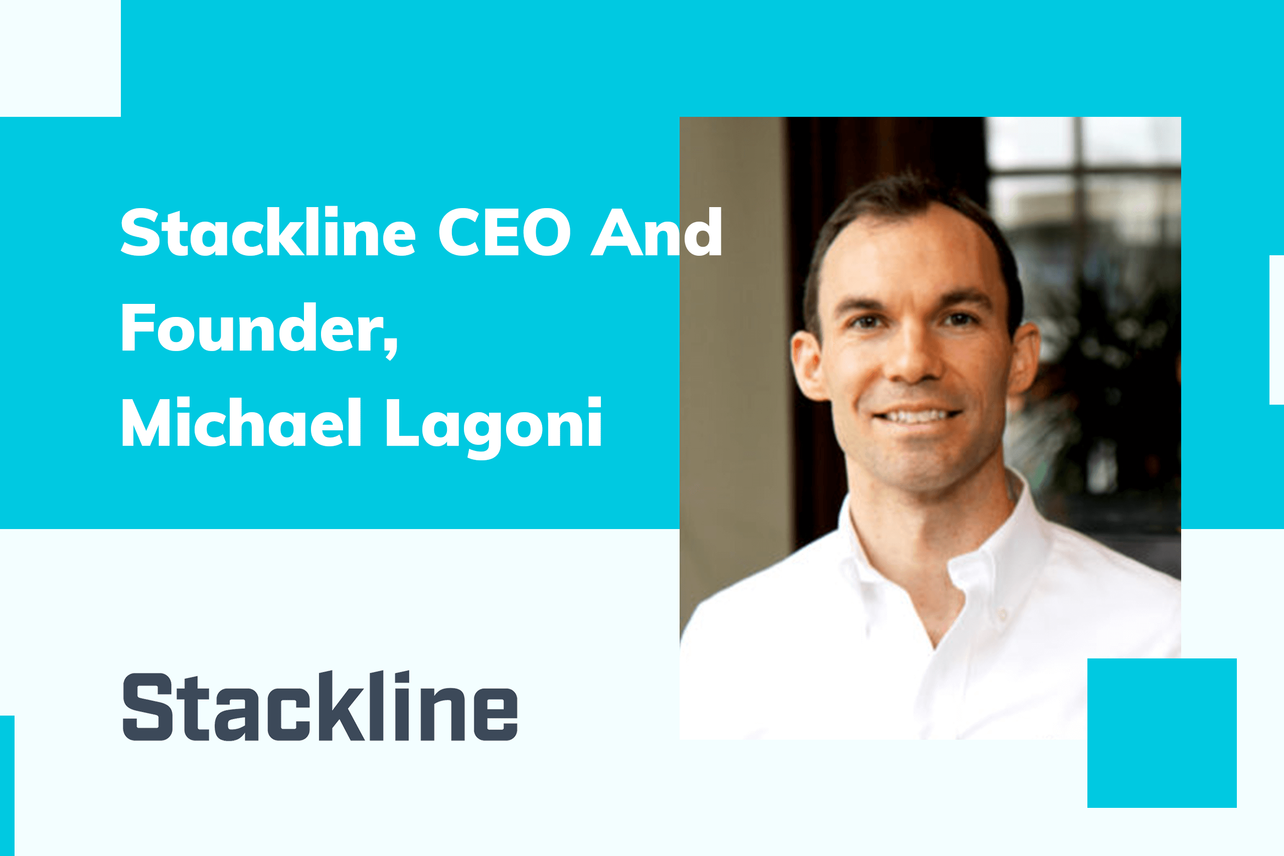 Stackline CEO And Founder, Michael Lagoni